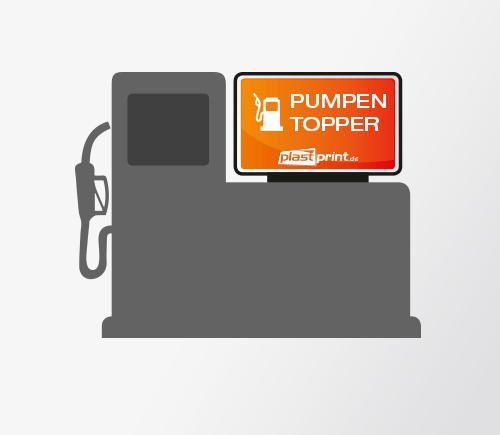 Pumpentopper drucken